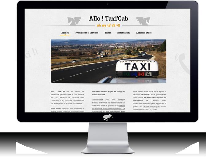 Allo ! Taxi'Cab