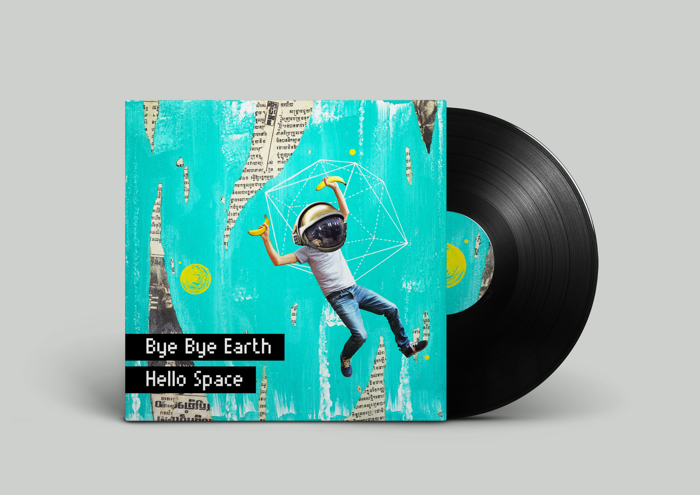 Bye Bye Earth Hello Space EP