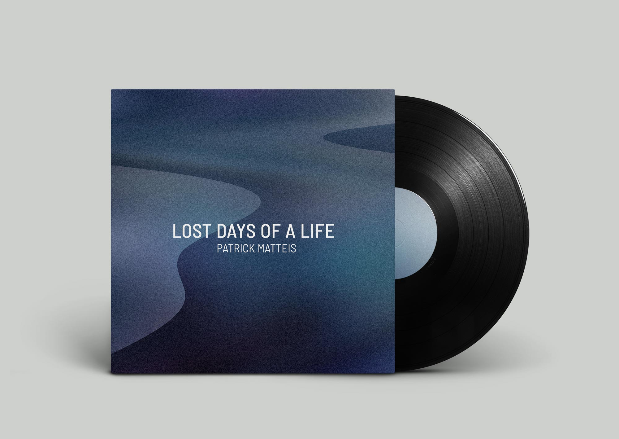 Patrick Matteis - Lost Days Of A Life