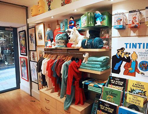 Espace Tintin Montpellier