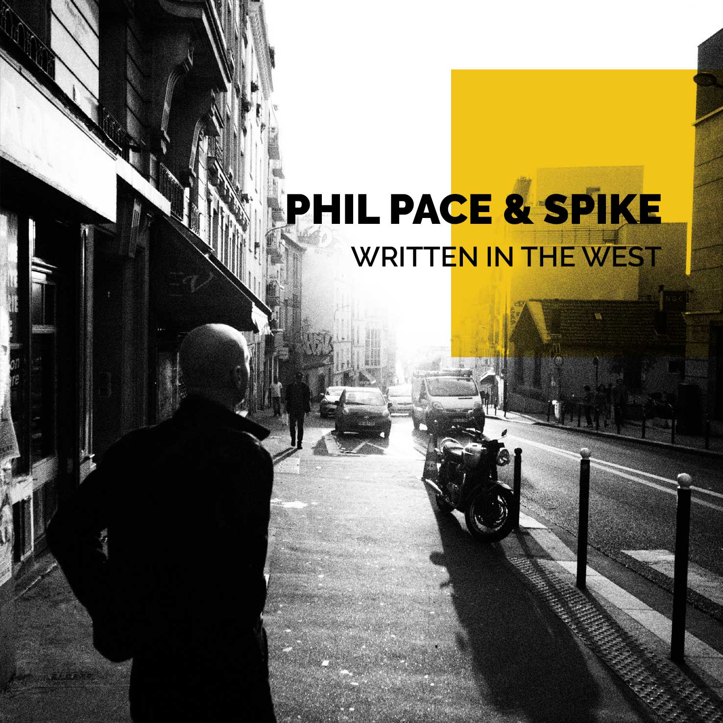 Phil Pace – Written In The West